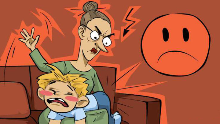 Как научиться правильно воздействовать на ребенка без криков и наказаний