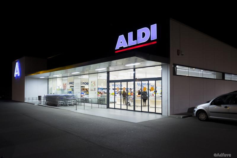 Как выглядит европейский магазин для бедных