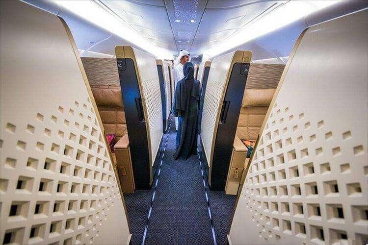 Полетели! Путешествие на самом роскошном самолете во всем мире