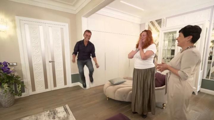 Актер «Сватов» получил обновленную квартиру