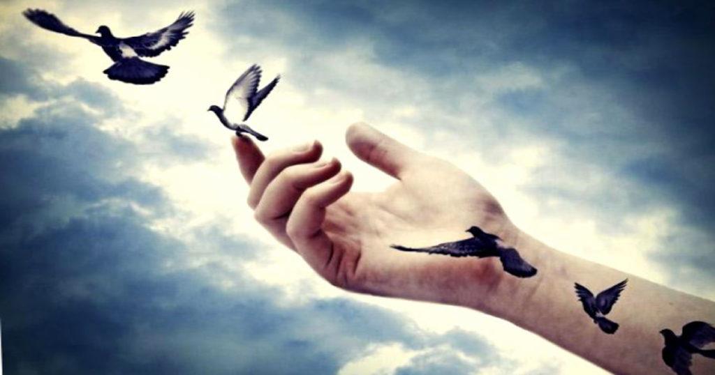 Сильная практика избавления от негатива