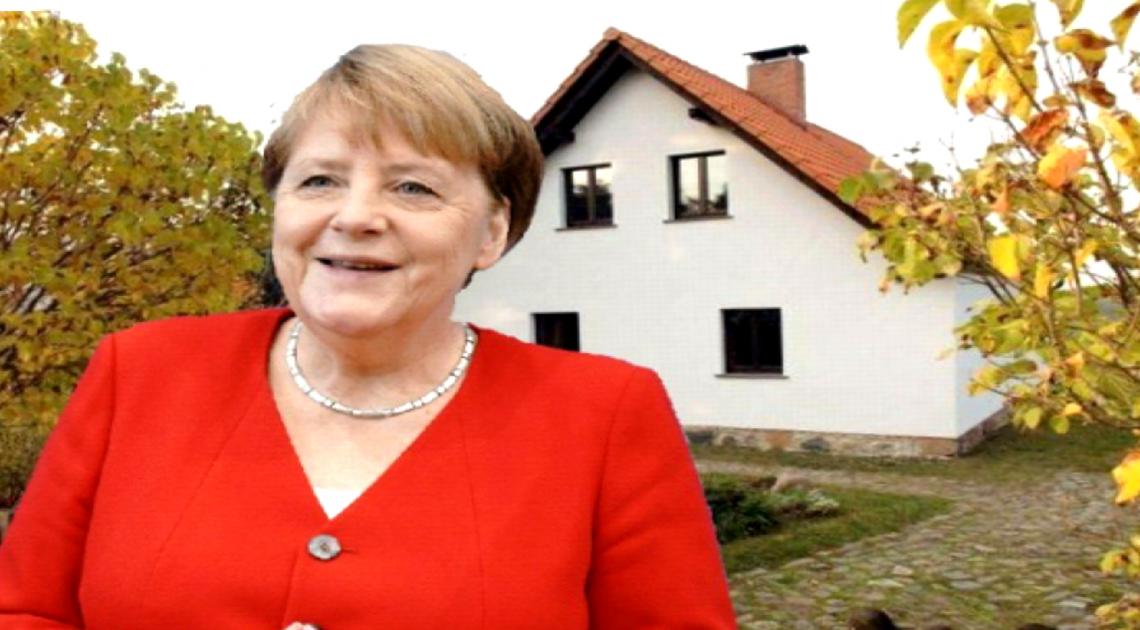 Где и как живет Ангела Меркель