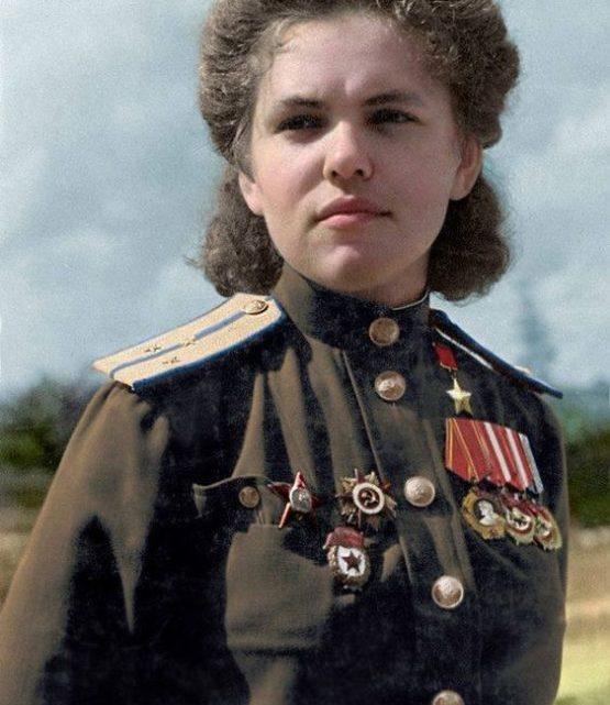 Война не имеет обличья! Женщины-герои Великой Отечественной войны