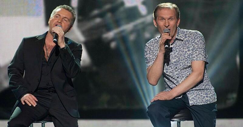 Невероятный дуэт Агутина с Федором Добронравовым