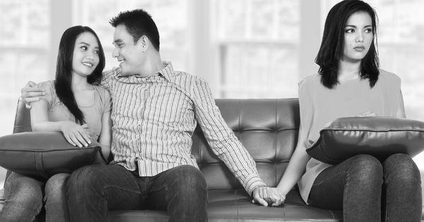 Обращение к любовницам и замужним женщинам