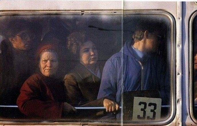 Колоритные снимки из жизни СССР