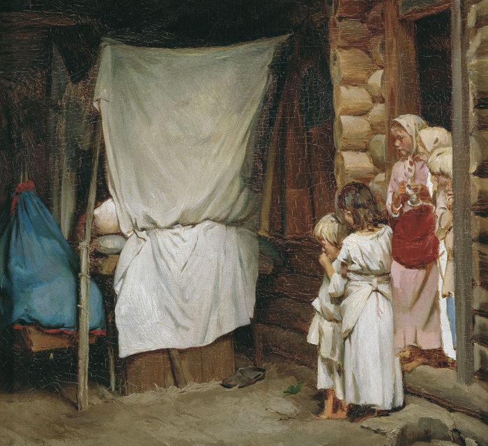 А в старину-то все семьи были многодетными: как тогда рожали