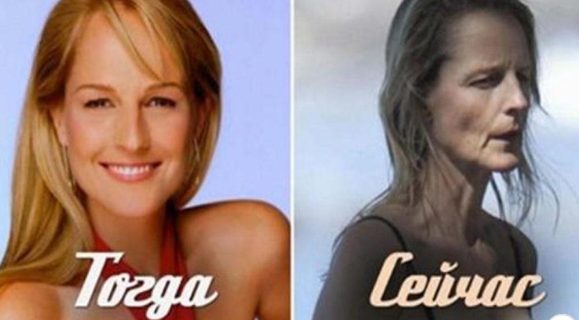 Как изменились известные красавицы из 90-х