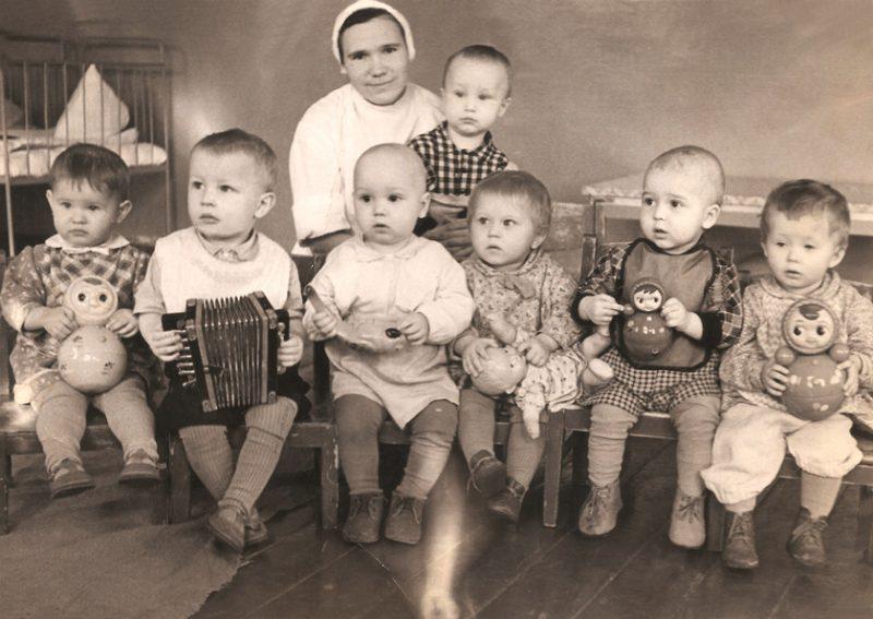 А я помню! Какими были детские садики в Советском Союзе