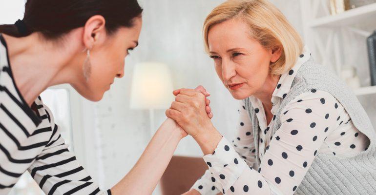 Родная тетя – конфликтный и даже неприятный человек