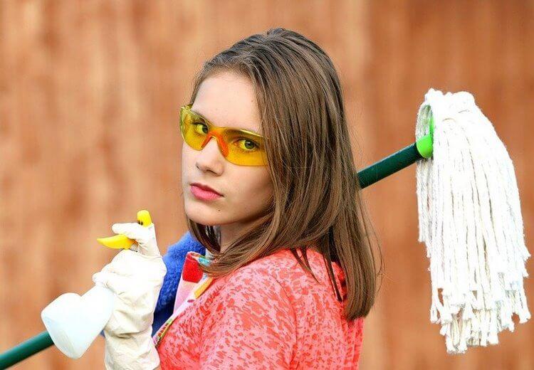 Чистюля или неряха: кака жена лучше