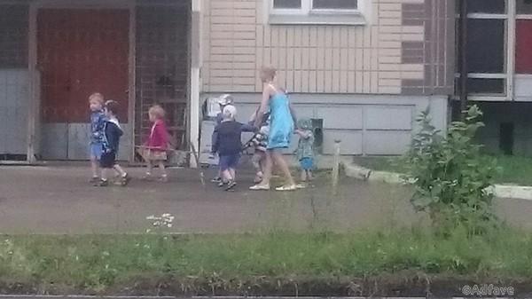 Что творится в детских садах