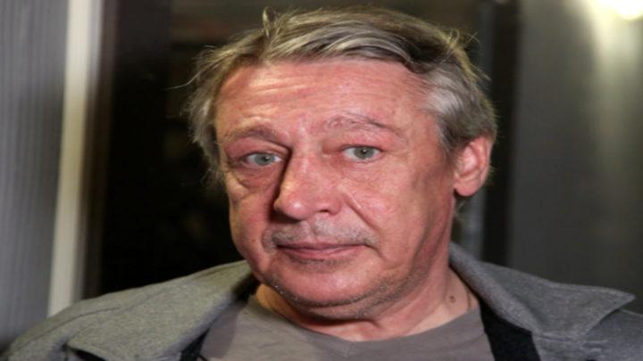 Ефремов рассказал об условиях существования в следственном изоляторе