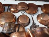Как до блеска очистить металлическую посуду
