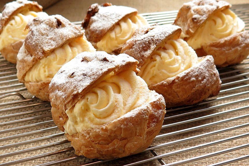 Готовим заварные пирожные по ГОСТовскому рецепту