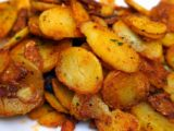 Крутой способ обжарки картофеля