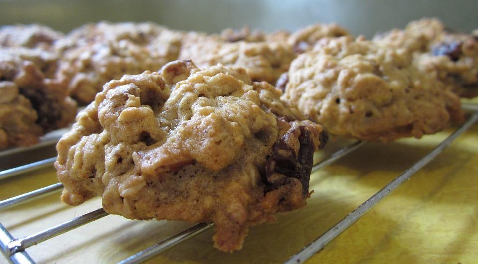 Необычное овсяное печенье — новый рецепт, взорвавший интернет