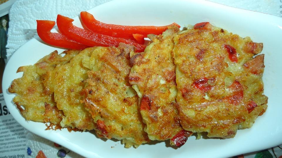 Оладушки капустные, сочные и вкусные — идеальный завтрак!