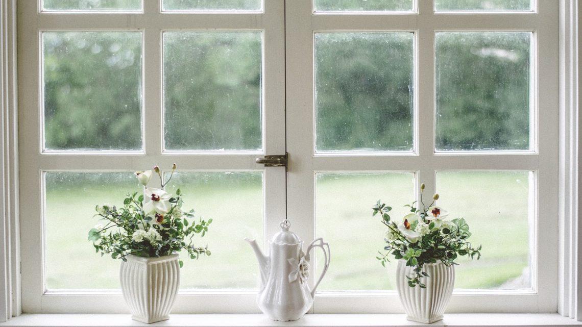 Окна больше не мою часто — отличное средство для чистоты стекол