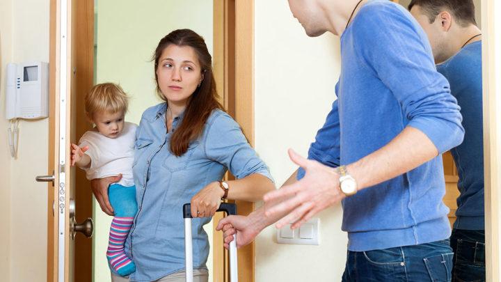 """""""Женщина не выставит мужа за дверь, если у нее есть дети!"""""""