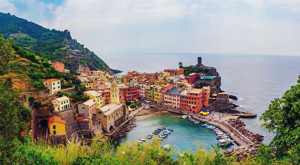 К чему все эти понты? Рассказ эмигрантки из Италии